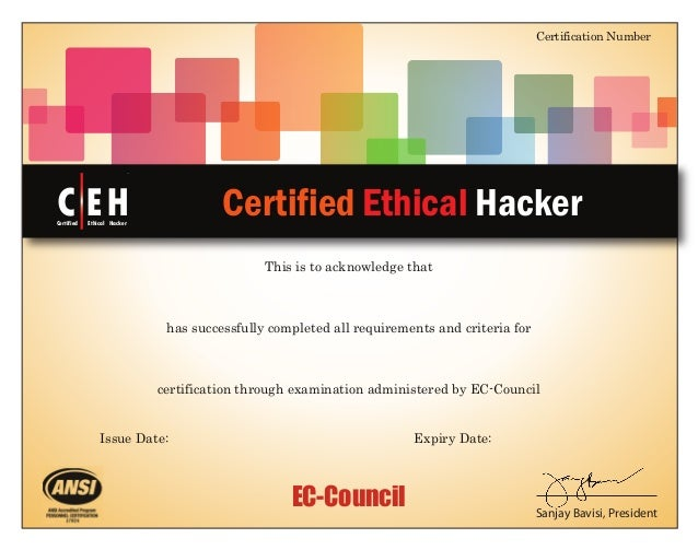certified ethical hacker full course pdf ceh v9