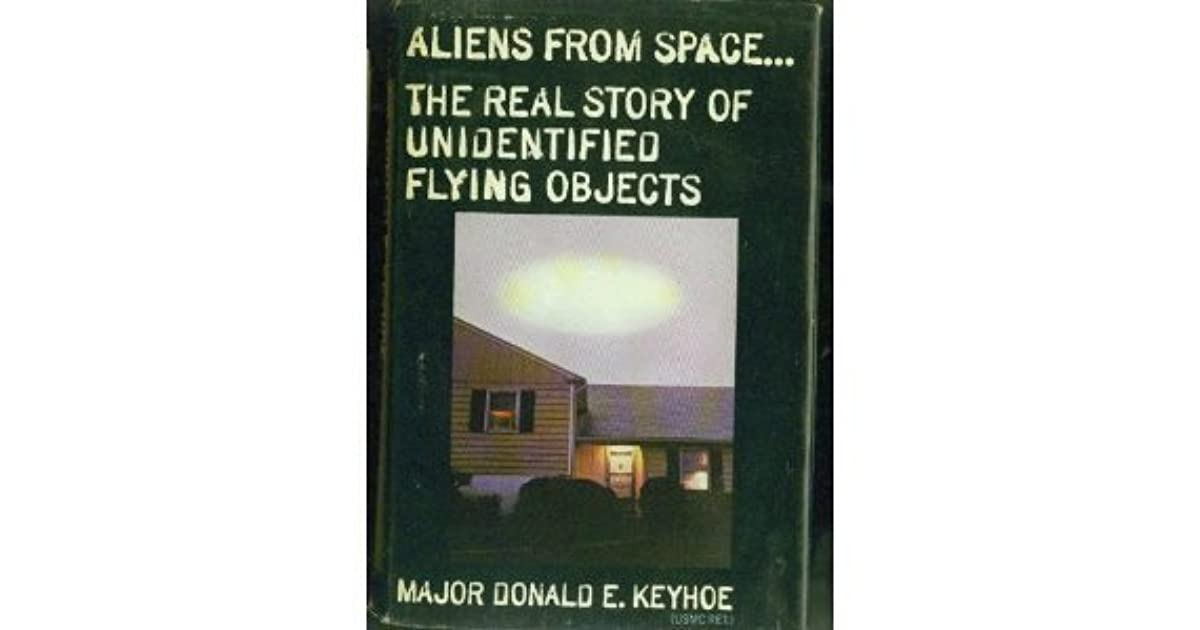 aliens from space donald keyhoe pdf
