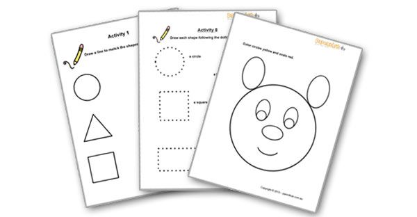 2 to 3 year old activities pdf